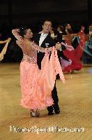 Isaia Berardi & Cinzia Birarelli at UK Open 2007
