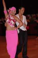 Pasha Pashkov & Inna Brayer at Blackpool Dance Festival 2006