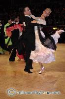 Alessio Potenziani & Veronika Vlasova at The International Championships