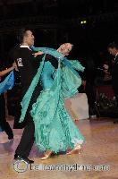 Victor Fung & Anna Mikhed at The International Championships