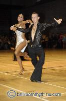 Dmytro Vlokh & Olga Urumova at The International Championships