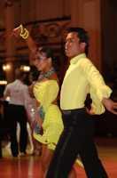 Melvin Tan & Sharon Tan at Blackpool Dance Festival 2006