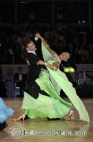 Alexei Galchun & Tatiana Demina at The International Championships
