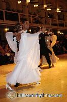 Simone Segatori & Annette Sudol at Blackpool Dance Festival 2006