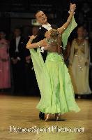 Nikolai Darin & Ekaterina Fedotkina at UK Open 2007
