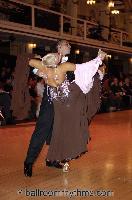 Daniele Gallaro & Kimberly Taylor at Blackpool Dance Festival 2006