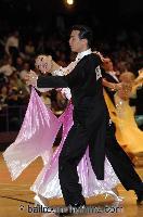 Shozo Ishihara & Toko Shibuya at The International Championships