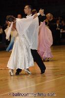 Francesco Andreani & Francesca Longarini at The International Championships