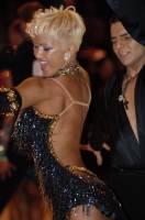 Dorin Frecautanu & Roselina Doneva at Blackpool Dance Festival 2006