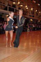 James Jordan & Aleksandra Jordan at Blackpool Dance Festival 2006