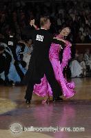 Tony Dokman & Amanda Dokman at The International Championships