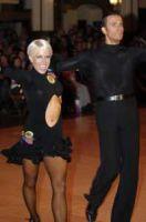 David Byrnes & Karla Gerbes at Blackpool Dance Festival 2006