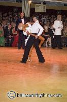 Michal Malitowski & Joanna Leunis at Blackpool Dance Festival 2006