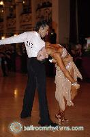 Fabio Modica & Tinna Hoffmann at Blackpool Dance Festival 2006