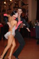 Raimondo Todaro & Francesca Tocca at Blackpool Dance Festival 2006