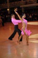 Alex Hou & Melody Hou at Blackpool Dance Festival 2006