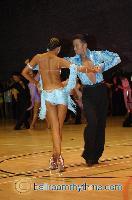 Alex Hou & Melody Hou at The International Championships