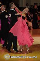 Mauro Favaro & Angelina Shabulina at Blackpool Dance Festival 2006