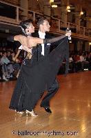 Luca Rossignoli & Veronika Haller at Blackpool Dance Festival 2006