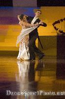 Grant Barratt-thompson & Mary Paterson at Australian Dancesport Championship 2006