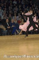 Sergei Konovaltsev & Olga Konovaltseva at UK Open 2007