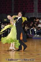 Slawomir Lukawczyk & Edna Klein at The International Championships