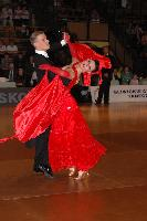 Martin Houska & Andrea Trestikova at Zabrze 2008
