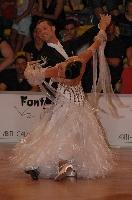 Paolo Bosco & Silvia Pitton at Italian Championships 2008