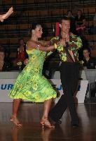 Filip Karasek & Sabina Karaskova at Zabrze 2008