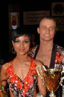 Marek Dedik & Kristina Horvatova at Zabrze 2008
