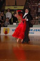 Krzysztof Bozek & Bettina Molendowska at Zabrze 2008