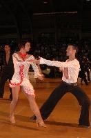 Jiri Hein & Lucia Krncanova at Zabrze 2008