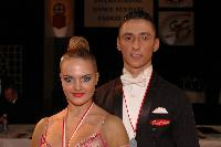 Vladimir Besarab & Ecaterina Petrova at Zabrze 2008