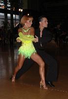 Andras Angyal & Svetlana Tolmasova at Zabrze 2008