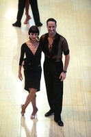 Massimo Arcolin & Laura Zmajkovicova at Blackpool Dance Festival 2019