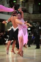 Cedric Hingwai Chan & Grace Li at Blackpool Dance Festival 2019
