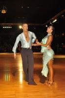 Neil Jones & Ekaterina Jones at Dutch Open 2008