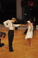 Ilia Borovski & Veronika Klyushina at WDC World Professional Latin Championships