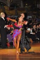 Cristian Bertini & Lucia Bertini at Dutch Open 2008