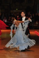 Dmitriy Kravets & Elena Kravets at Dutch Open 2008