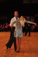 Cedric Meyer & Angelique Meyer at WDC Disney Resort 2008