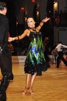 Sergey Sourkov & Agnieszka Melnicka at WDC World Professional Latin Championships