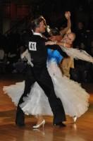 Roberto Villa & Morena Colagreco at Dutch Open 2008