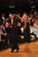 Dorin Frecautanu & Roselina Doneva at WDC Disney Resort 2008