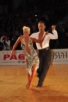 Michal Malitowski & Joanna Leunis at WDC World Professional Latin Championships