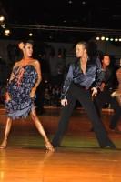 Aleksandr Ilinykh & Anna Afonenkova at Dutch Open 2008