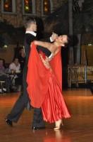 Aleksandr Ostrovsky & Ekaterina Ishina at Dutch Open 2008
