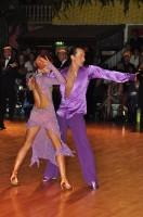 Radik Bagautdinov & Eva Bagautdinova at Dutch Open 2008