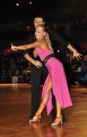 Lyubomir Asenov & Loreta Kriksciukaityte at Dutch Open 2008