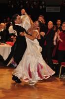 Dusan Dragovic & Ekaterina Romashkina at WDC Disney Resort 2008